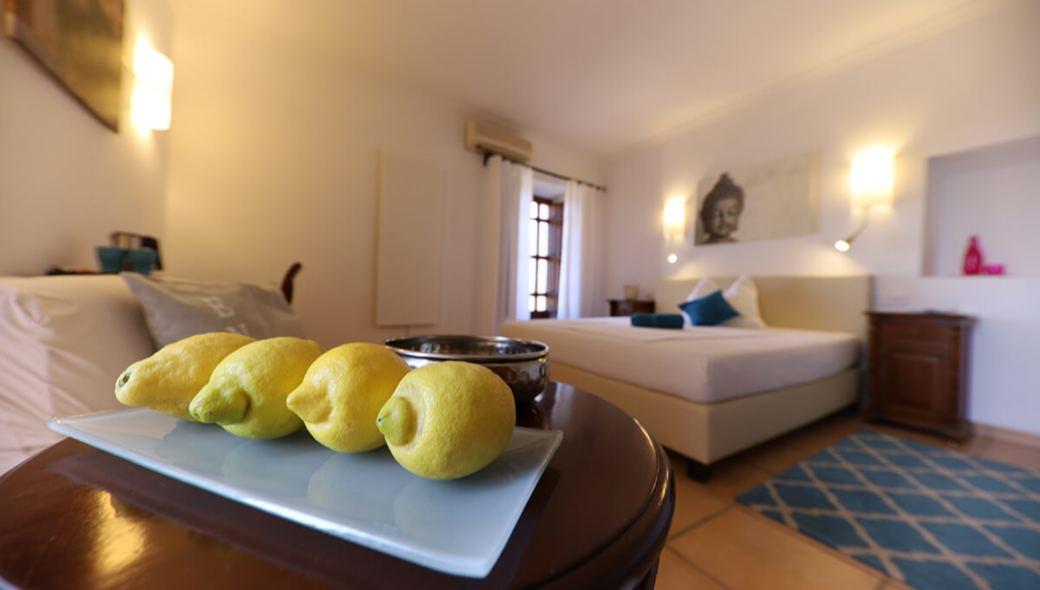 Doppelzimmer der Son Manera Retreat Finca