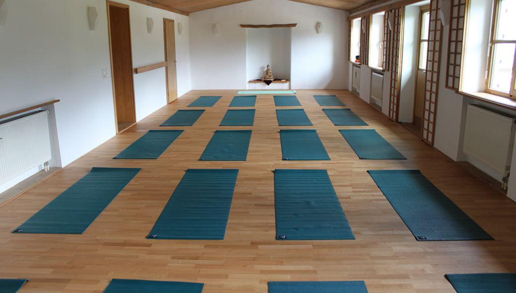 Yogaraum Mountain Retreat Center