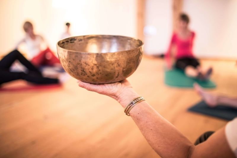 Mit Yoga ins neue Jahr