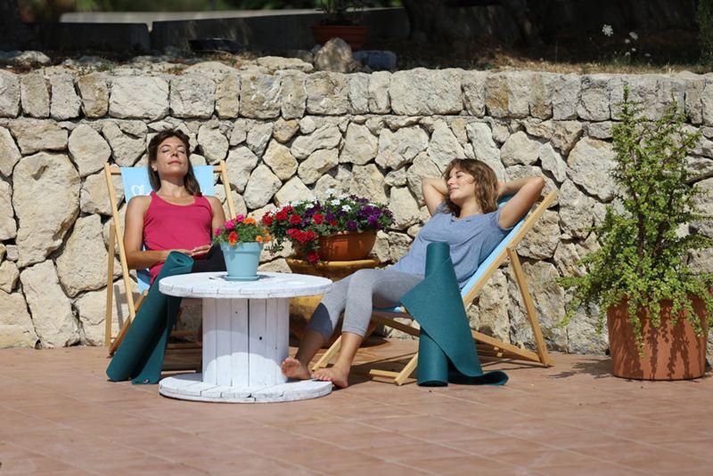 Entspannen in der Sonne Mallorcas