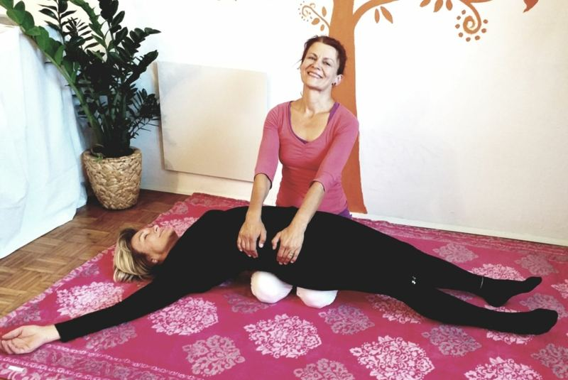 Yin & Yang Yoga meets Nuad Thai