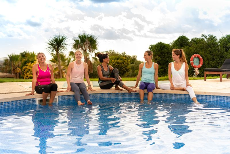 Yogaretreat Mallorca – Faszination Yoga & Faszien