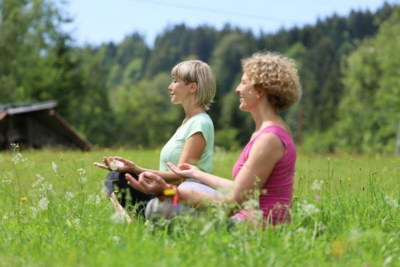 Yoga der Achtsamkeit nach den 5 Elementen - Mühlviertel