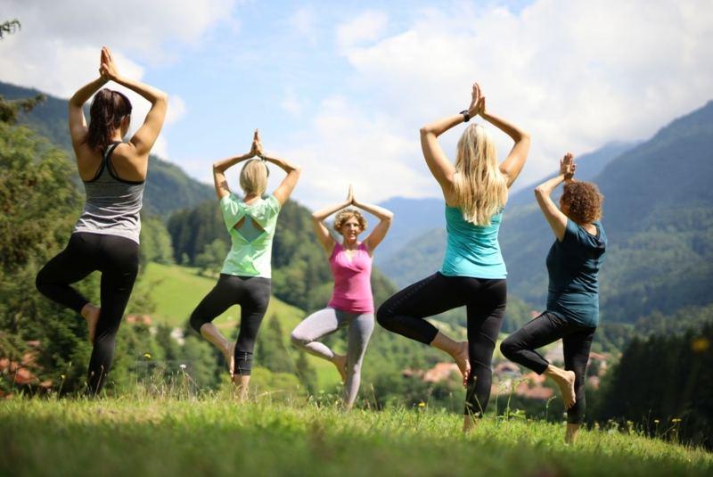 Yoga und Wandern – Energie tanken für die Seele