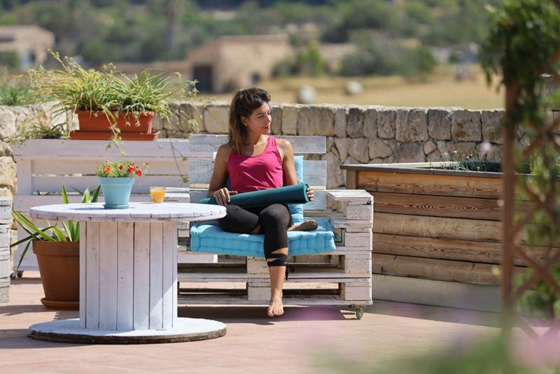 Tiefe Entspannung mit Yin Yoga & Nuad Thai Mallorca