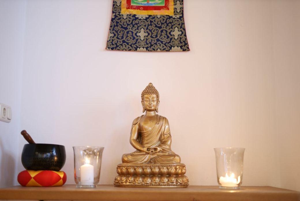 Yoga, Meditation und Mantra