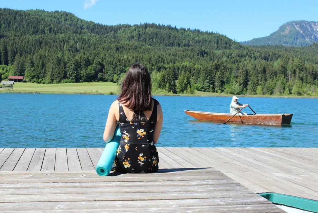 Yoga Retreat Weissensee
