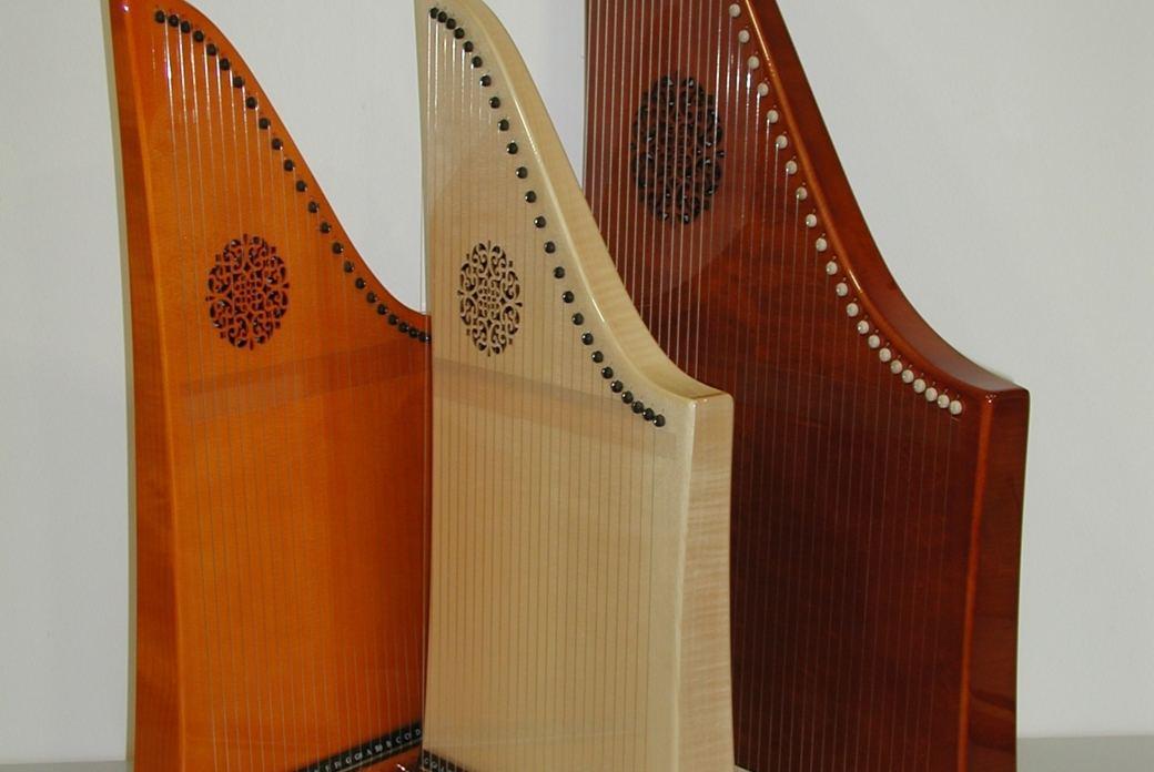 Den Zauber der Veeh-Harfe entdecken