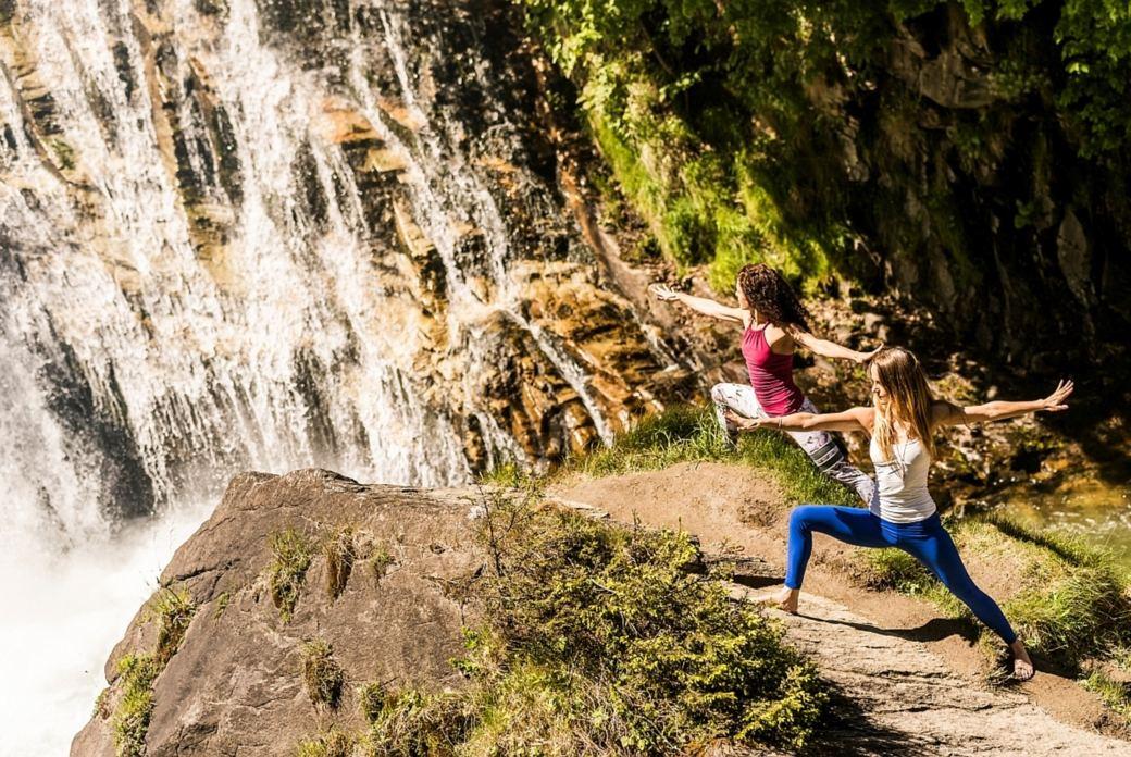 Yoga Auszeit Salzburger Land