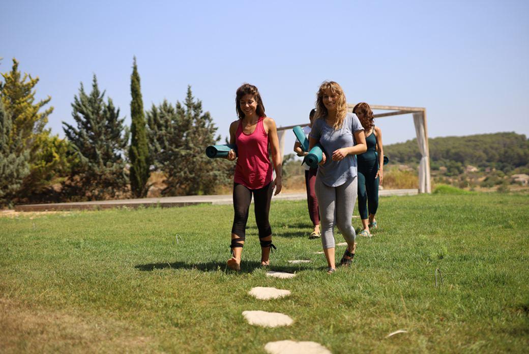 Mallorca entdecken mit Yoga & Wandern