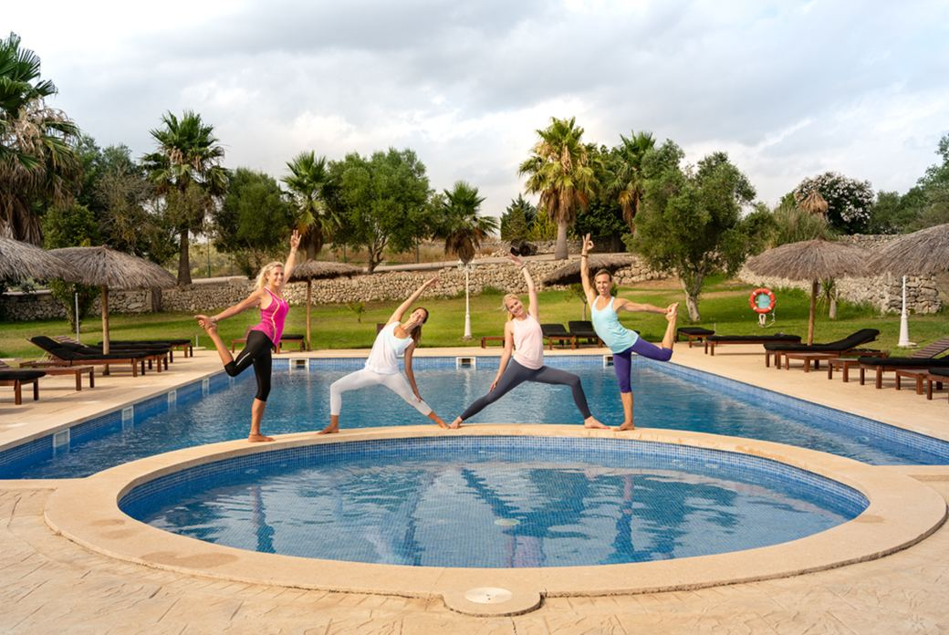 Prana Flow Yoga & Movement Medicine Mallorca
