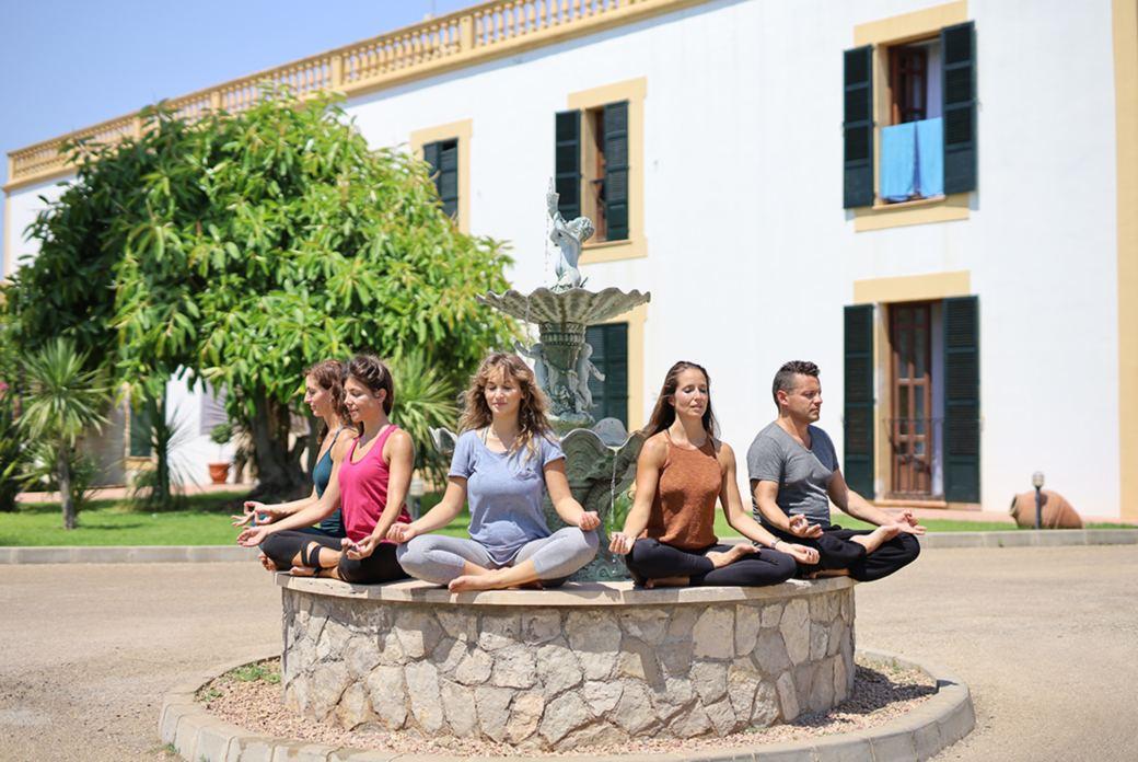 Die 5 Elemente mit Yoga und Ayurveda auf Mallorca