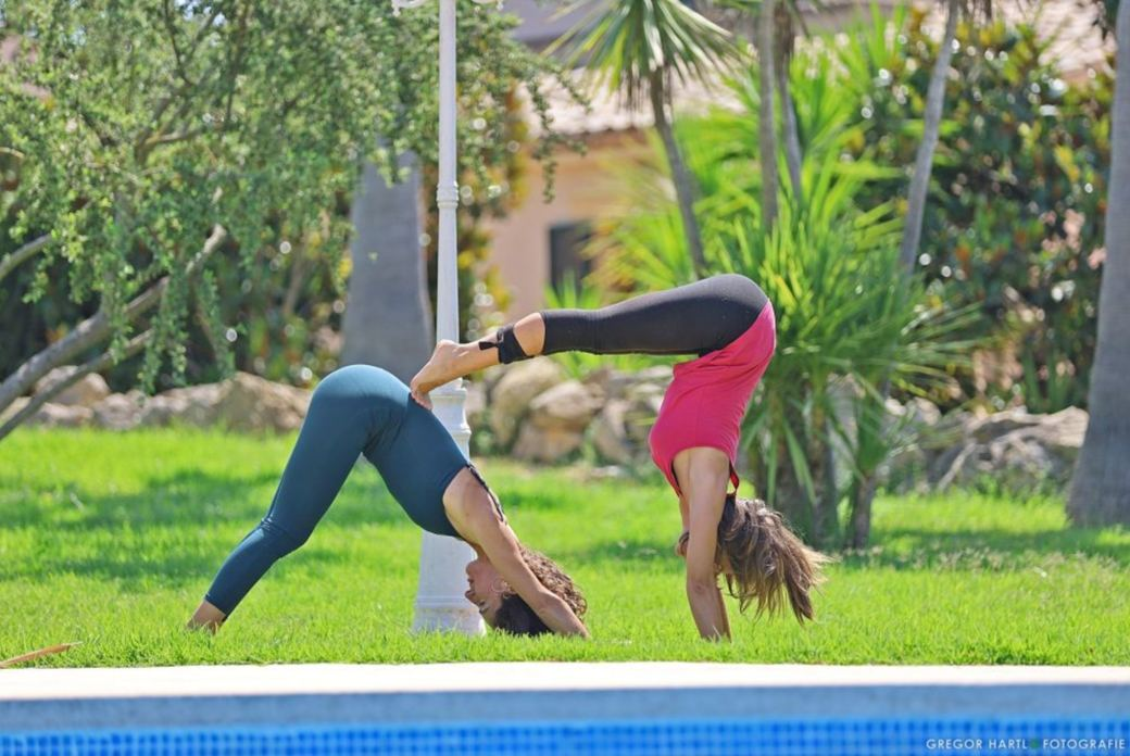 Acro Yoga Retreat