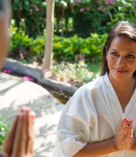 Yoga & Ayurveda at the ZEN Resort Bali