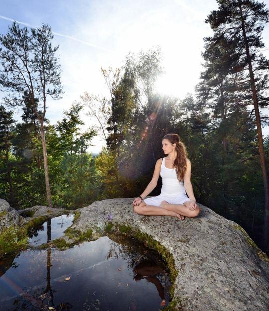 Yogatherapie & achtsames Selbstmitgefühl - Mühlviertel