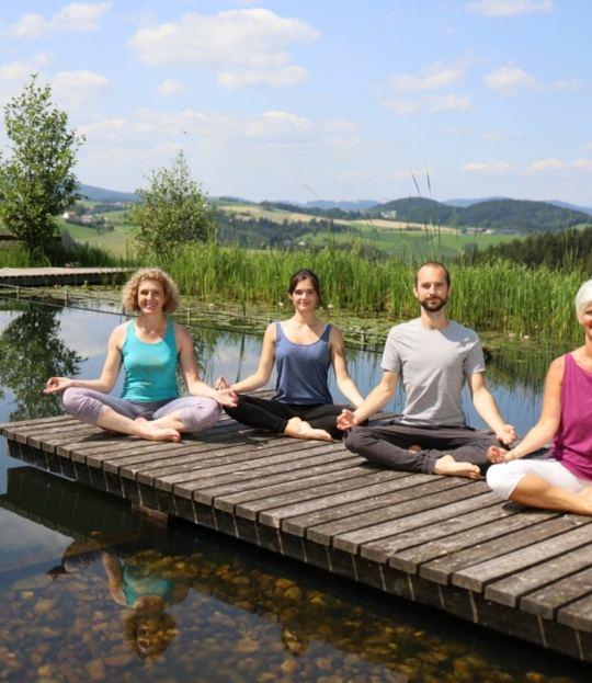 Yin & Yang Yoga Retreat im Mühlviertel