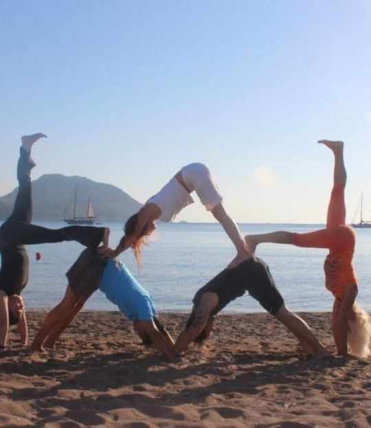 Ocean & Yoga Retreat