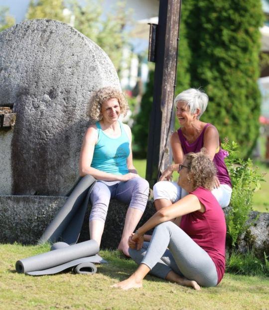 Mindful-Yoga Retreat im Mühlviertel