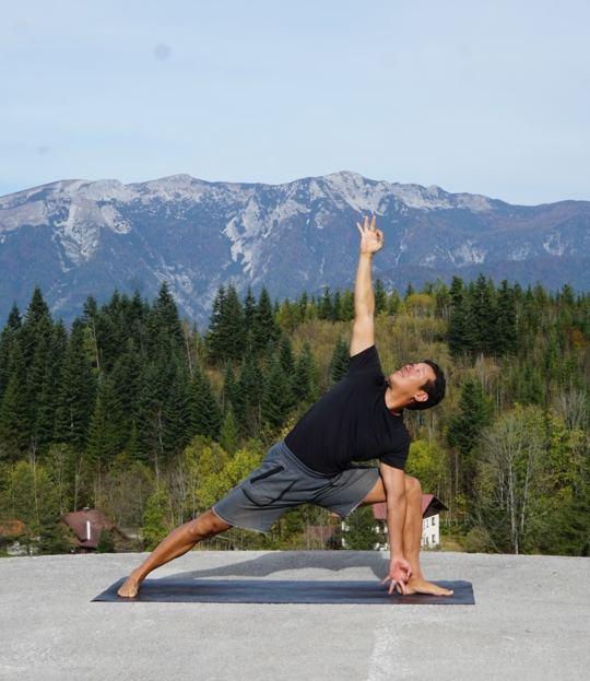 Yoga & Mountain Retreat