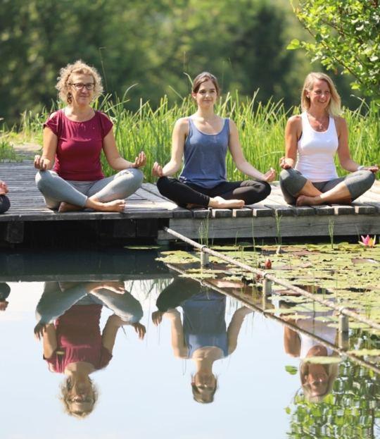 Sei wie Du bist – Yoga & Meditation im Mühlviertel