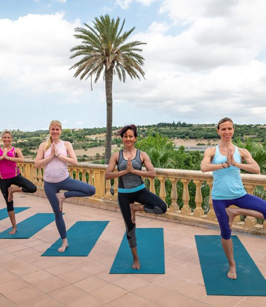 Finca Holidays with Yoga in Mallorca