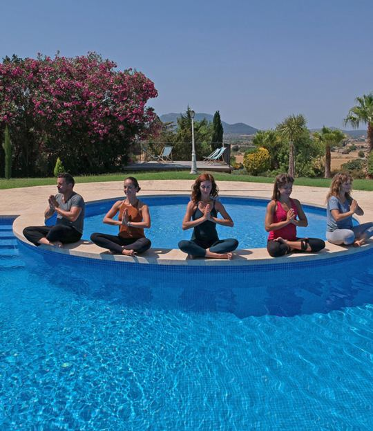 Yoga and relax short break Mallorca
