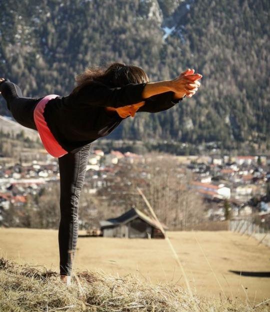 Yoga & Natural Flow