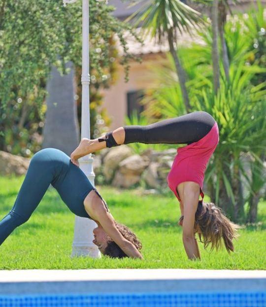 Acro Yoga Retreat