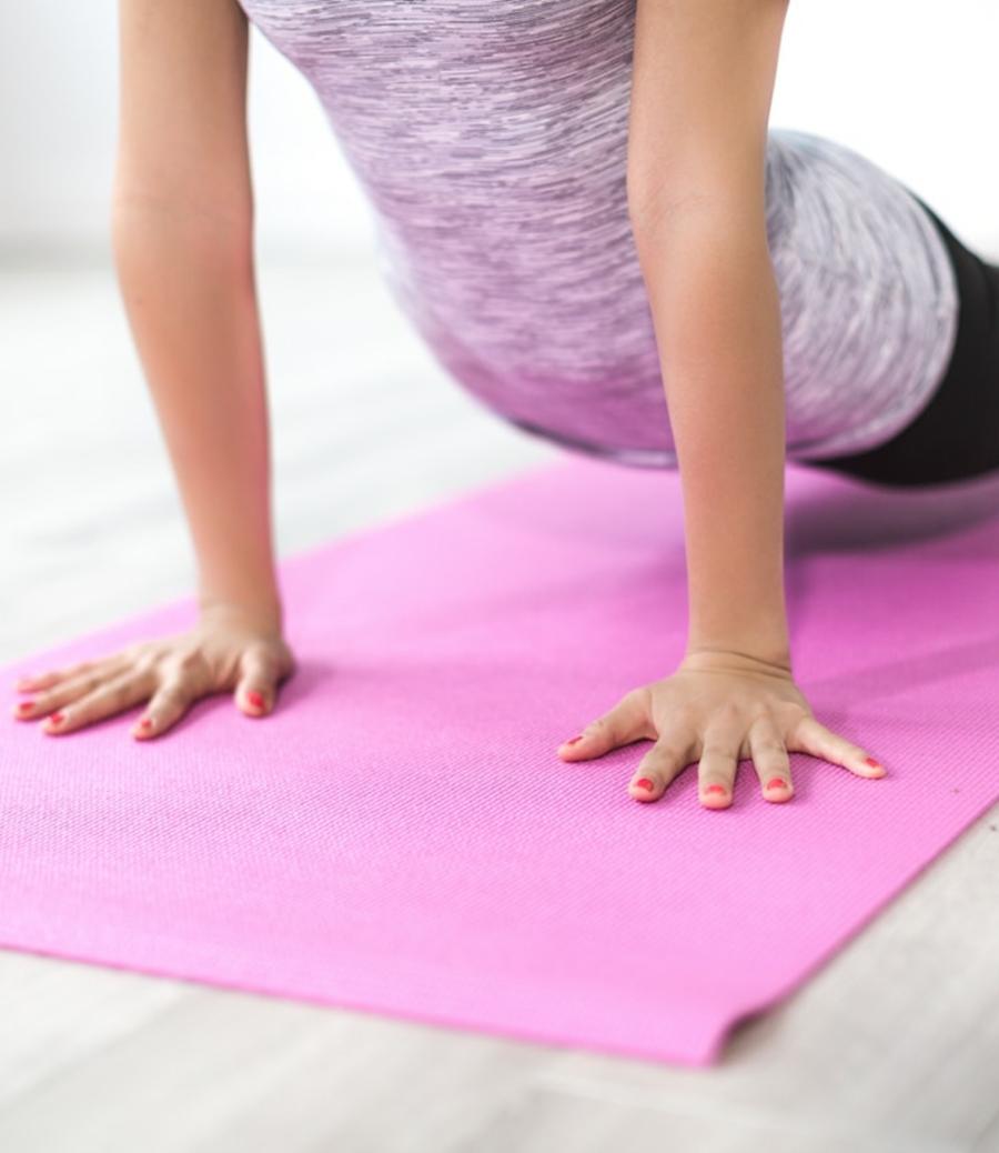 Pilates – die Kraft aus der Mitte