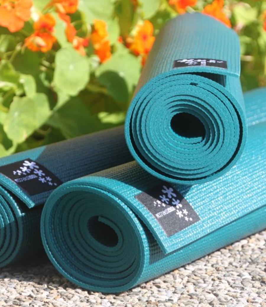 4 Tipps zur Yogamatten-Reinigung