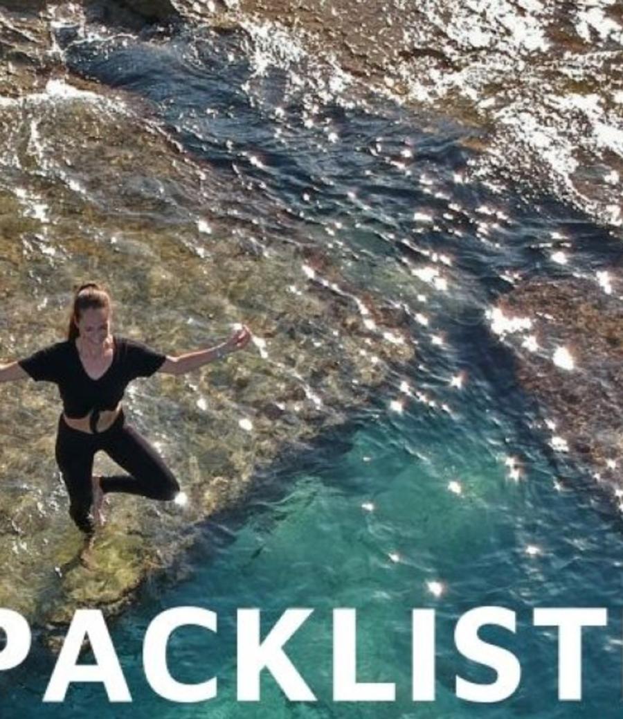 Packliste für die Yogareise